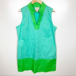 SAIL TO SABLE | Sleeveless Tunic Dress Size XL